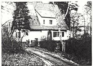 Clubheim 1962