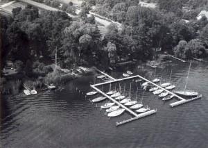 Steganlage 1977