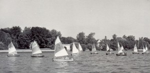 Opti Regatta 1971