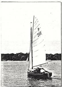 15er Jollenkreuzer 1957